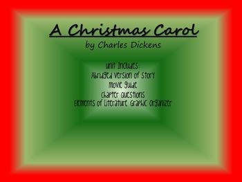 A Christmas Carol Bundle