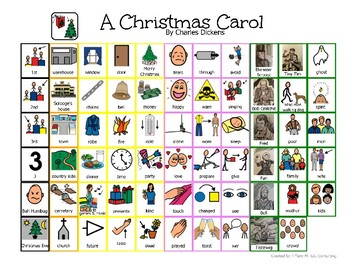 A Christmas Carol, Chapter 1-Special Education, Autism
