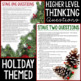 A Christmas Carol Chapter Questions: 5 Staves & Answer Key Included
