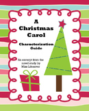 A Christmas Carol Characterization Guide