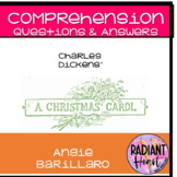A Christmas Carol Comprehension Questions & Answers