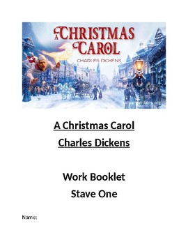 A Christmas Carol - Context and Introduction to Scrooge