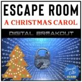 A Christmas Carol Digital Breakout Escape Room