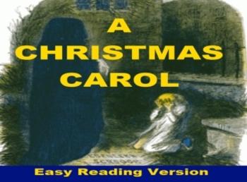 A Christmas Carol Easy Reading Powerpoint