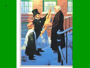 A Christmas Carol Final Test/Review Activity