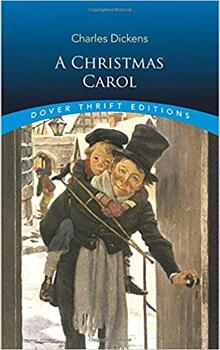A Christmas Carol Full Book Study Guide (with Answers) by All the Literature