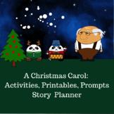 A Christmas Carol: Fun Activities, Lesson Plans, Printables