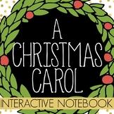 """""""A Christmas Carol"""" - Interactive Notebook or Interactive"""