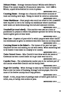 A Christmas Carol Introduction Packet