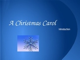 A Christmas Carol Introduction Powerpoint for Beginner ESL/ ELL