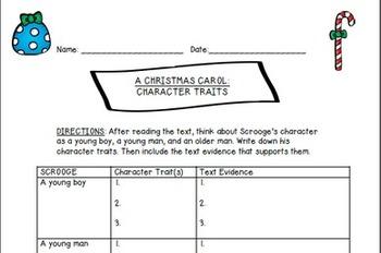 A Christmas Carol Lesson Plan and Prezi