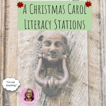 A Christmas Carol Literacy Stations