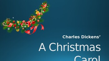 A Christmas Carol: Movie PowerPoint