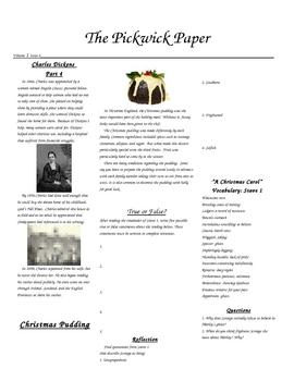 A Christmas Carol Novel Guide