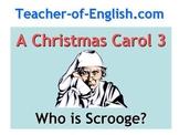 A Christmas Carol PowerPoint Sample