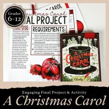 A Christmas Carol Project: Final Assessment