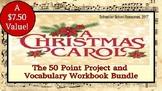 A Christmas Carol: Project and Workbook Bundle