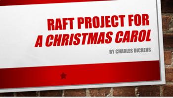 A Christmas Carol RAFT Project