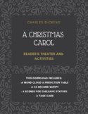 A Christmas Carol Reader's Theater and Activities