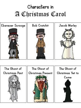 A Christmas Carol Readers Theater & Story Unit