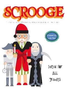 A Christmas Carol Spirits.A Christmas Carol Scrooge Writing What Would The Spirits Tell You