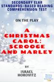 A Christmas Carol: Scrooge and Marley Play by Israel Horov