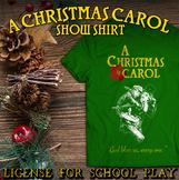 A Christmas Carol Show Shirt