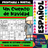 A Christmas Carol - Spanish Literacy Unit - 113 Pages