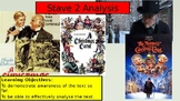 A Christmas Carol Stave 2 Activities.