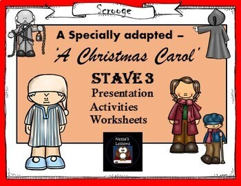 A Christmas Carol (Adapted) Stave 3