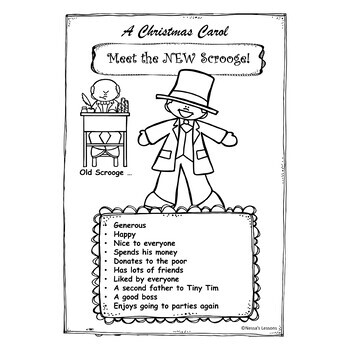 A Christmas Carol (Adapted) Stave 5