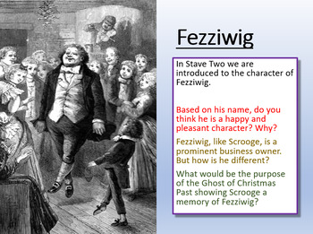 A Christmas Carol - Stave Two - Fezziwig