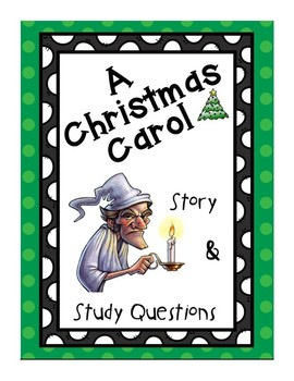 A Christmas Carol- Story and Questions