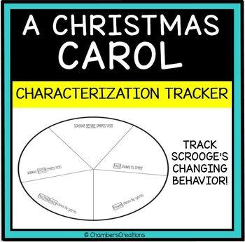 A Christmas Carol- Studying Characterization