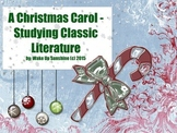 A Christmas Carol: Studying Classic Literature