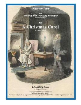 A Christmas Carol Novella Study Guide