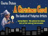 A Christmas Carol: The Context of Victorian Britain!