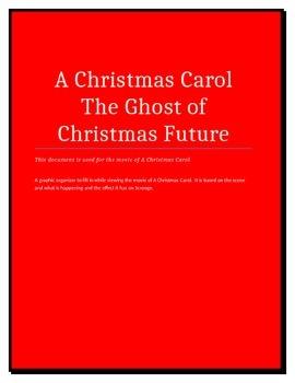 A Christmas Carol - The Ghost of Christmas Future