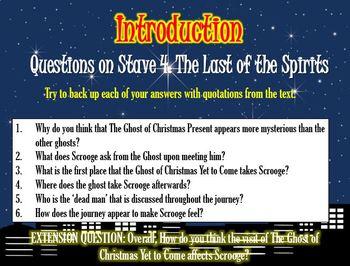 A Christmas Carol: The Ghost of Christmas Yet to Come!
