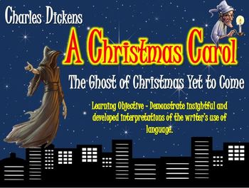 A Christmas Carol: The Ghost of Christmas Yet to Come!