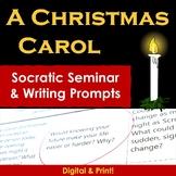 A Christmas Carol Tic-Tac-Toe Writing and Socratic Seminar