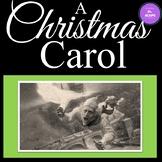 A Christmas Carol - Unit Activities