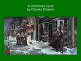 A Christmas Carol Unit PowerPoint