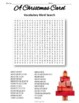 A Christmas Carol Vocabulary Word Search Puzzle