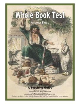A Christmas Carol Whole Book Test