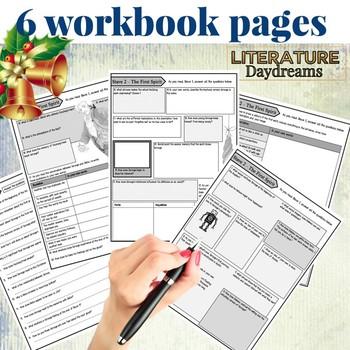 A Christmas Carol Workbook (Chapter 2)