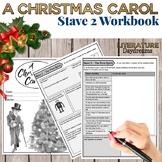 A Christmas Carol Worksheets (Chapter 2)