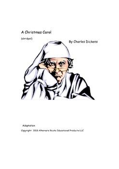 A Christmas Carol abridged no symbols