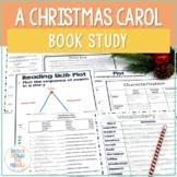 A Christmas Carol Novel Study   Distance Learning