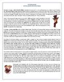 A Christmas Carol by Charles Dickens-Reading Comprehension